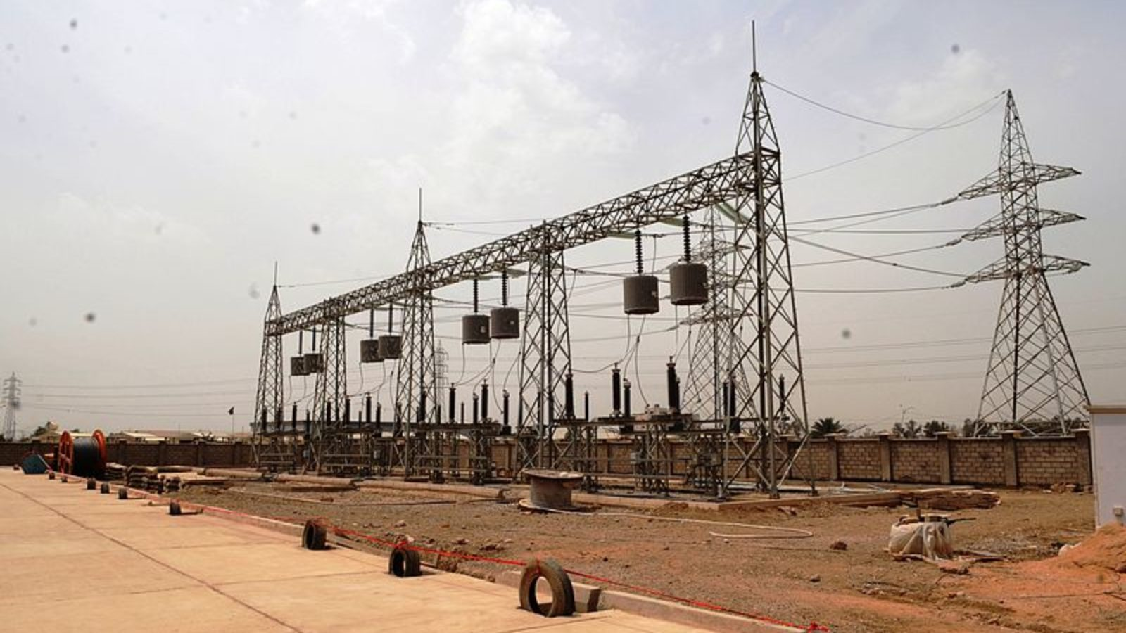 Iraqi energy infrastructure