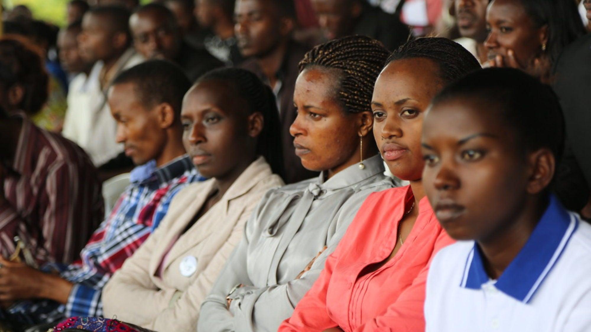 Rwandan Genocide Remembrance