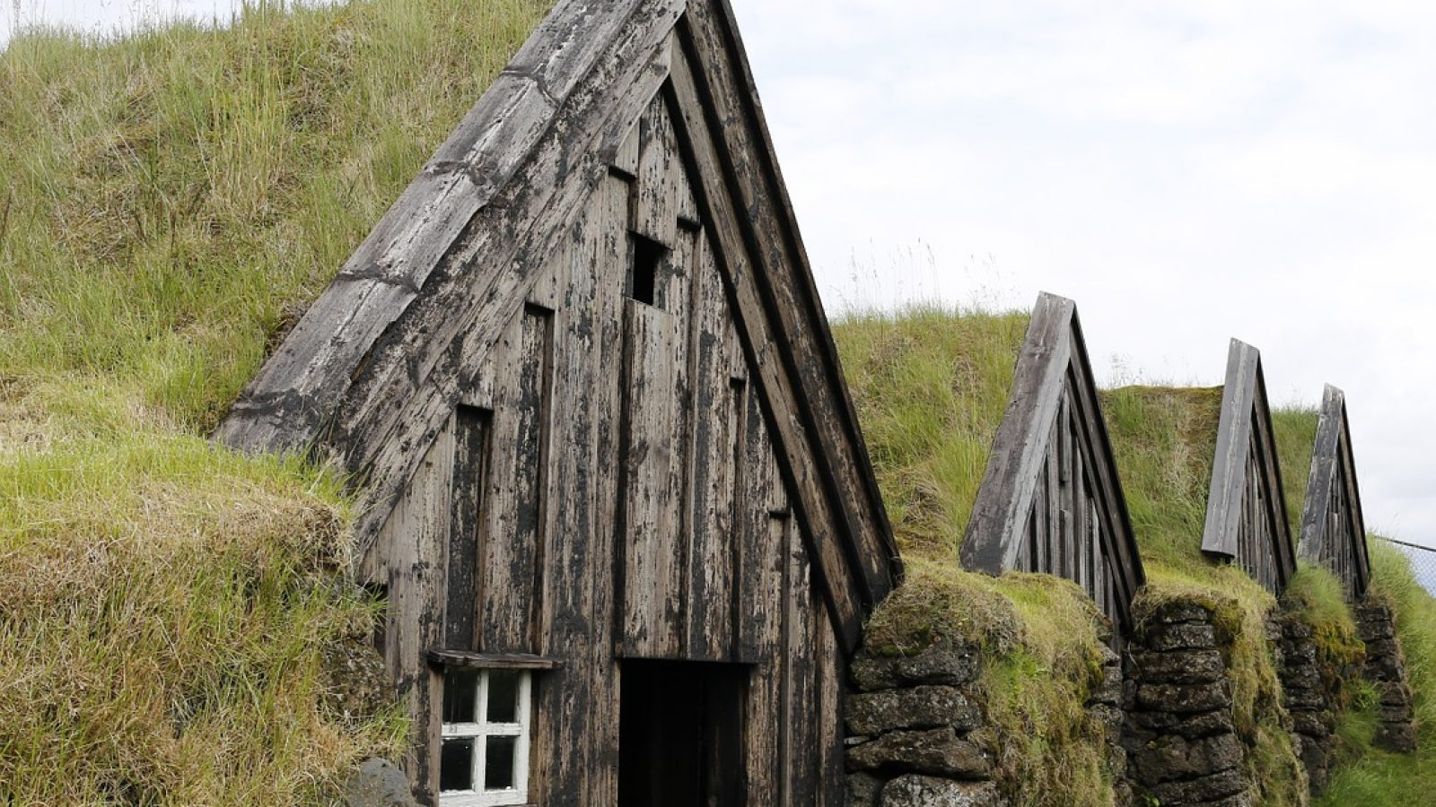 Icelandic Elf Houses