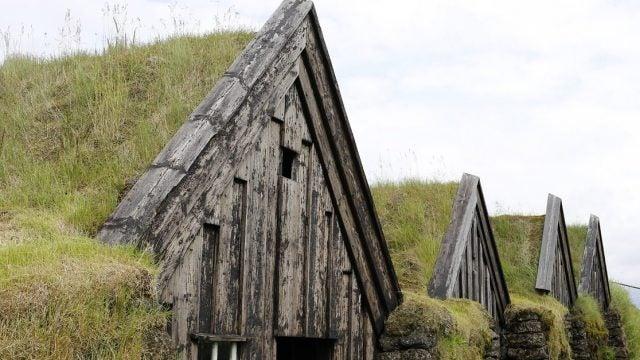Icelandic Elf Houses