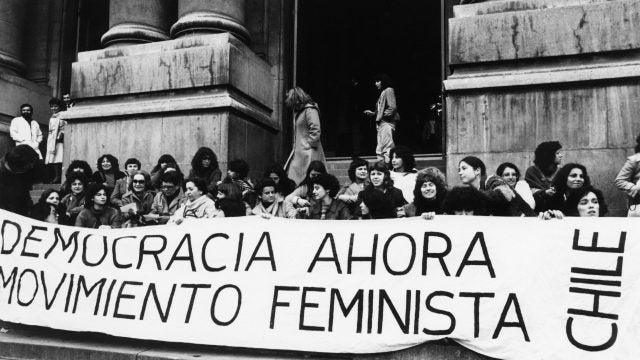 Feminist Protest in Latin America