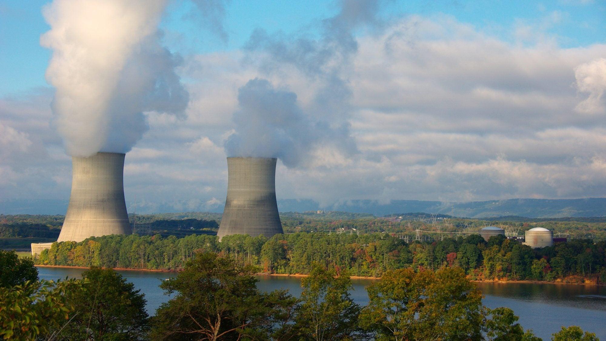 Sequoyah Nuclear Power Plant