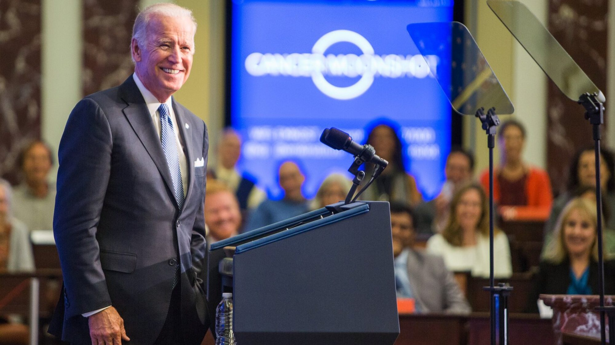 Biden Speaks at Climate Summit