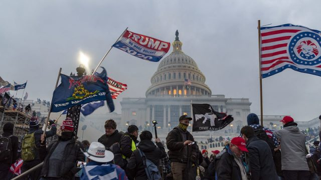 January 6 Insurrection at US Capitol