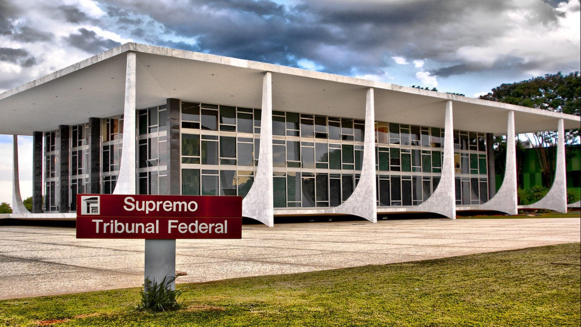 Brazilian Supreme Court building