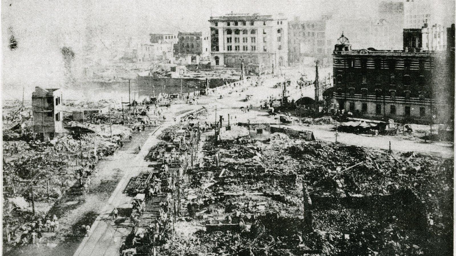 The Great Kanto Earthquake