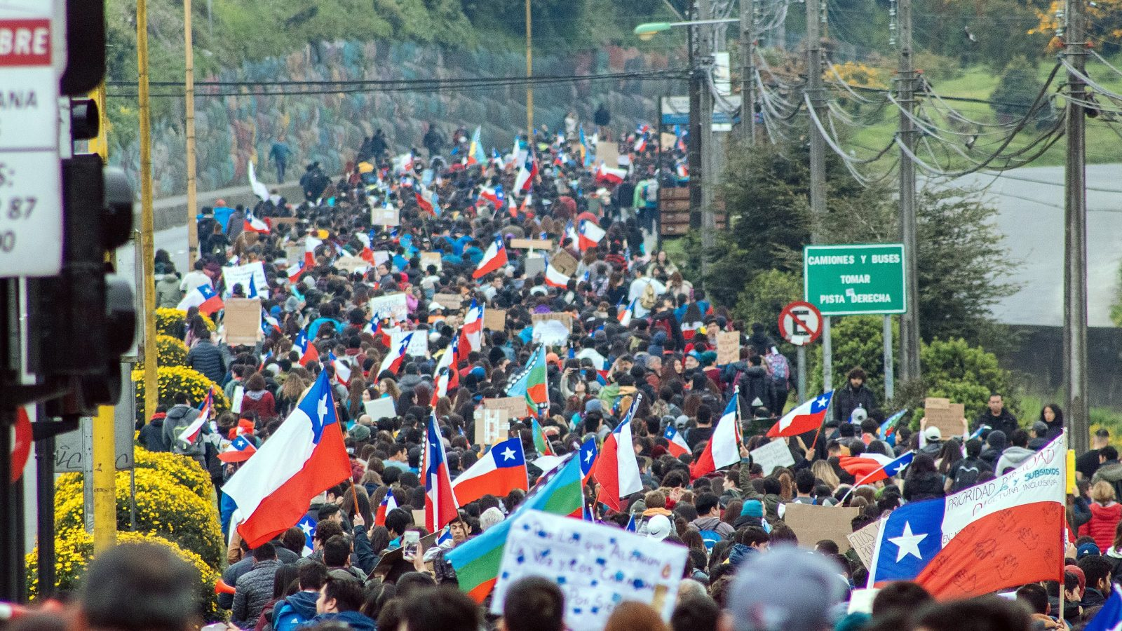 Chilean protests
