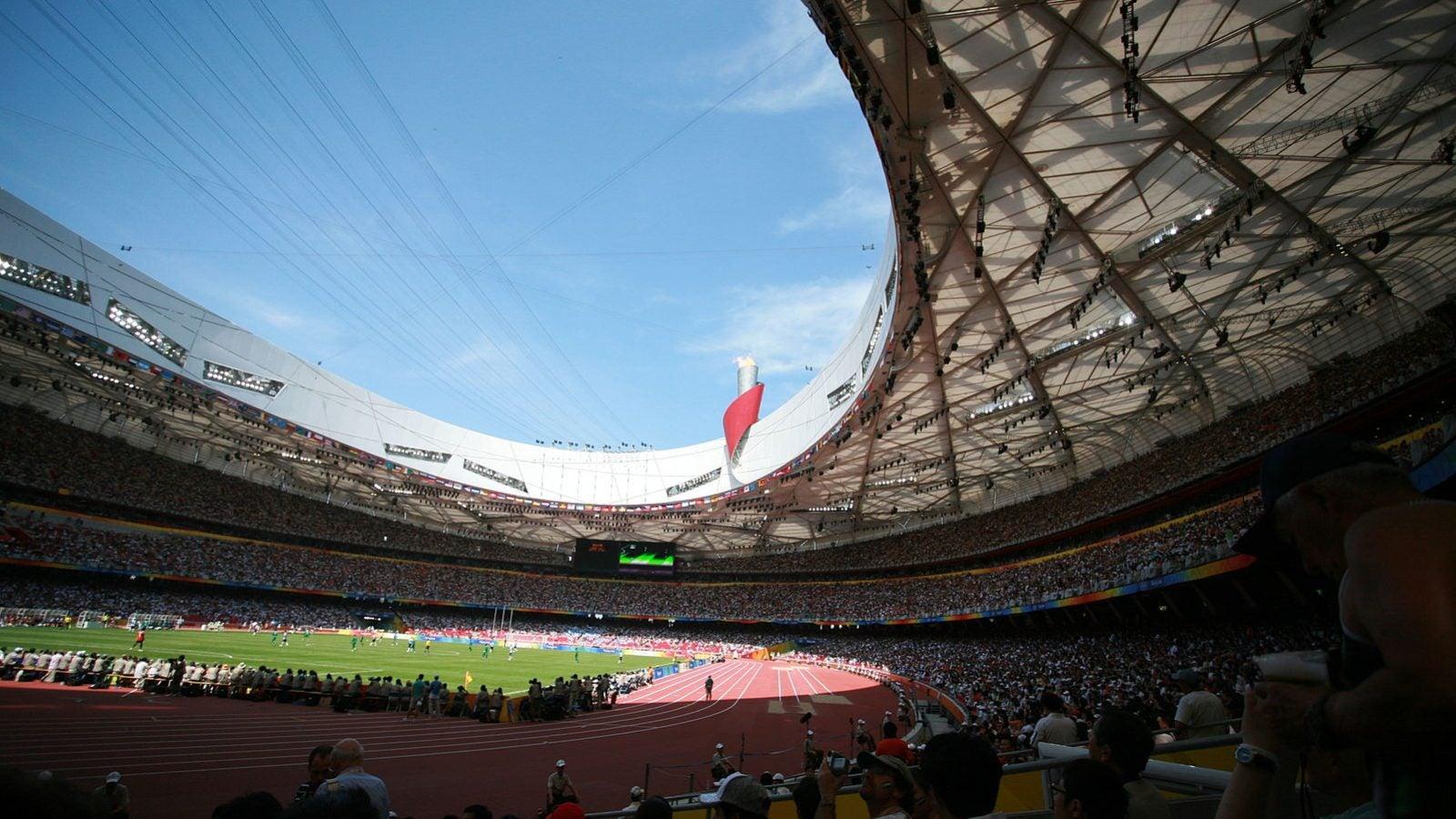2008 Beijing Olympics Bird's Nest
